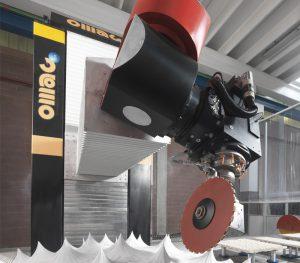 impianti e macchine utensili per la lavorazione di marmo
