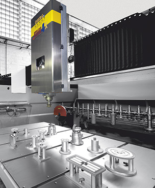 Mill4x Contouring shaping lathe machine
